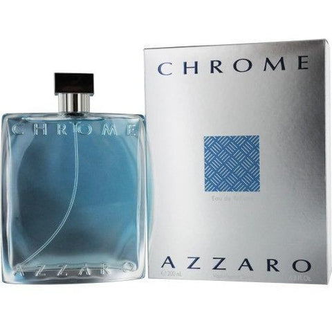 Chrome by Azzaro for men - PALETTE Fragrances & Cosmetics
