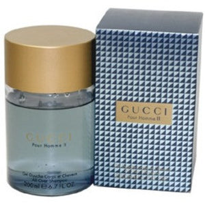 Gucci Pour Homme II by Gucci for men - PALETTE Fragrances & Cosmetics