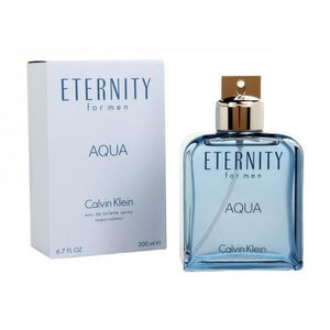 Eternity Aqua by Calvin Klein for men - PALETTE Fragrances & Cosmetics