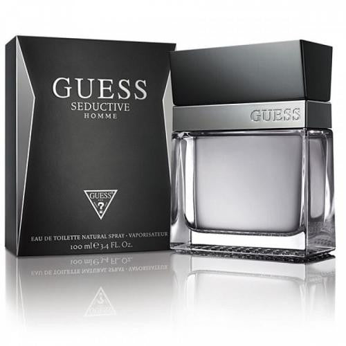 Guess Seductive by Guess for men - PALETTE Fragrances & Cosmetics