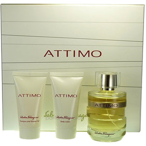 Attimo by Salvatore Ferragamo for women - PALETTE Fragrances & Cosmetics