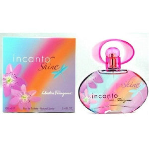 Incanto Shine by Salvatore Ferragamo for women - PALETTE Fragrances & Cosmetics