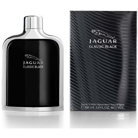 Classic Black by Jaguar for men - PALETTE Fragrances & Cosmetics
