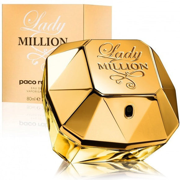 Lady Million by Paco Rabanne for women - PALETTE Fragrances & Cosmetics