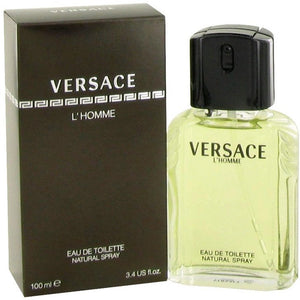 L'homme by Versace for men - PALETTE Fragrances & Cosmetics