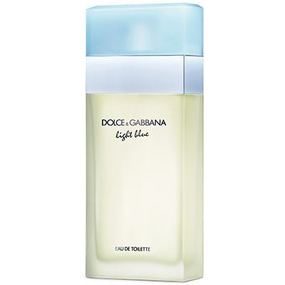 Light Blue by Dolce & Gabbana for women - PALETTE Fragrances & Cosmetics