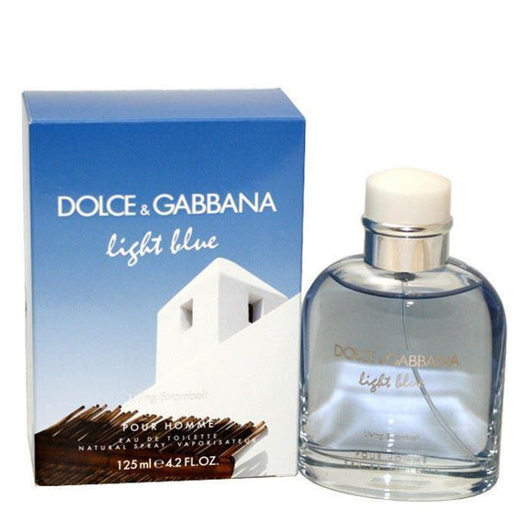 Light Blue Living Stromboli by Dolce & Gabbana for men