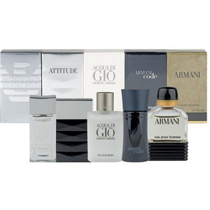 Giorgio Armani Mini Coffret for men