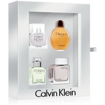 Calvin Klein Mini Coffret Fall Set for men - PALETTE Fragrances & Cosmetics