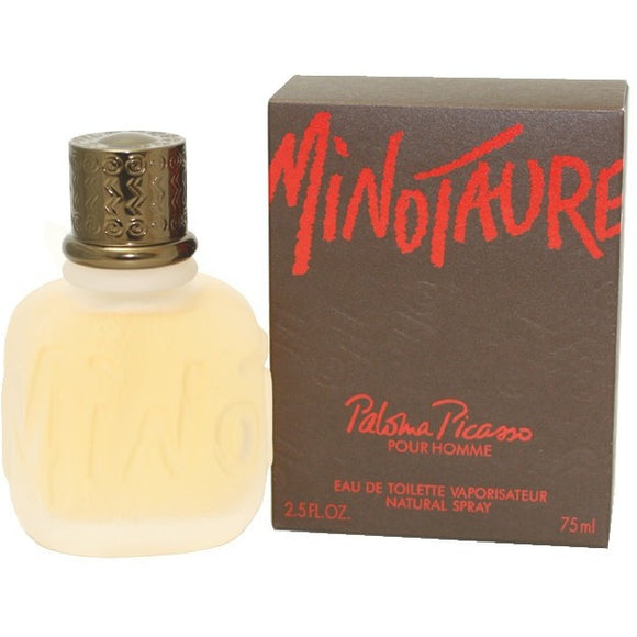 Minotaure Pour Homme by Paloma Picasso for men - PALETTE Fragrances & Cosmetics