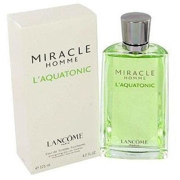 Miracle Homme L'Aquatonic for men - PALETTE Fragrances & Cosmetics