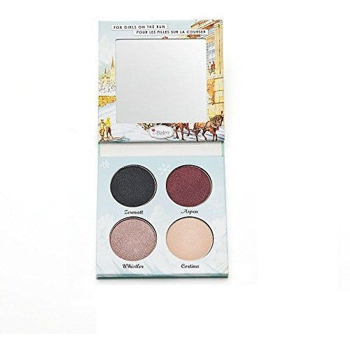 the Balm Cosmetics Mont Balm Eyeshadow Palette - PALETTE Fragrances & Cosmetics