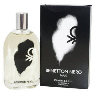 Benetton Nero Man by UCOB for men - PALETTE Fragrances & Cosmetics