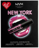 NYX Lip, Eye, Face Collection Palette - PALETTE Fragrances & Cosmetics