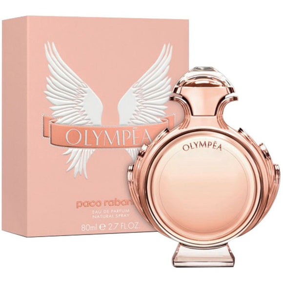Olympea by Paco Rabanne for women - PALETTE Fragrances & Cosmetics