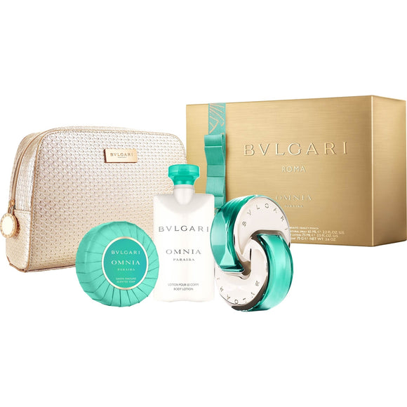 Omnia Paraiba by Bvlgari for women - PALETTE Fragrances & Cosmetics