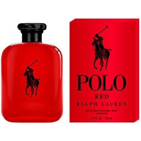 Polo Red by Ralph Lauren for men - PALETTE Fragrances & Cosmetics