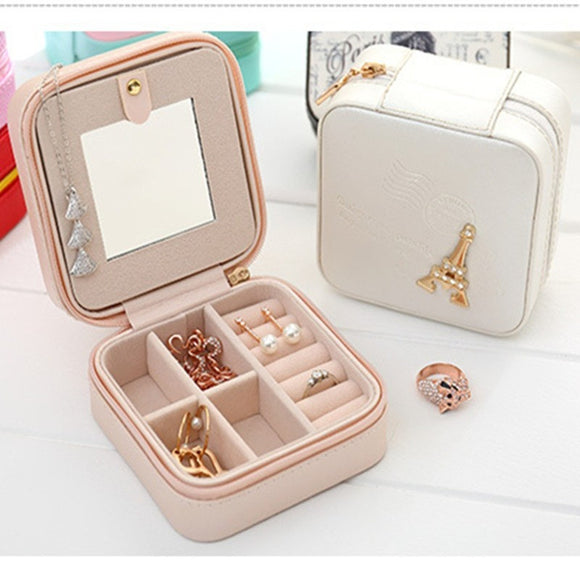 Exquisite Makeup Case Cosmetics Beauty Organizer