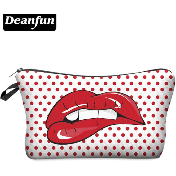 Deanfun Fashion Brand Cosmetic Bags 2016 Hot-selling Women Travel Makeup Case H14 - PALETTE Fragrances & Cosmetics