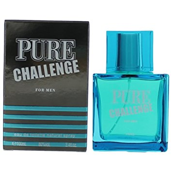 Pure Challenge by Karen Low for men - PALETTE Fragrances & Cosmetics