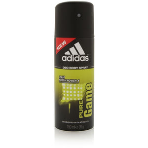 Pure Game by Adidas for men - PALETTE Fragrances & Cosmetics