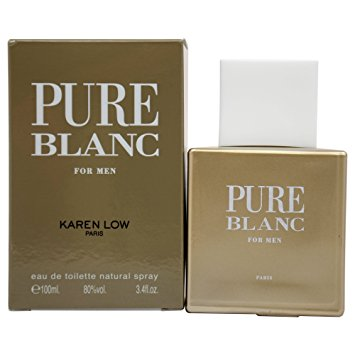 Pure Blanc by Karen Low for men - PALETTE Fragrances & Cosmetics