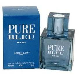 Pure Bleu by Karen Low for men - PALETTE Fragrances & Cosmetics