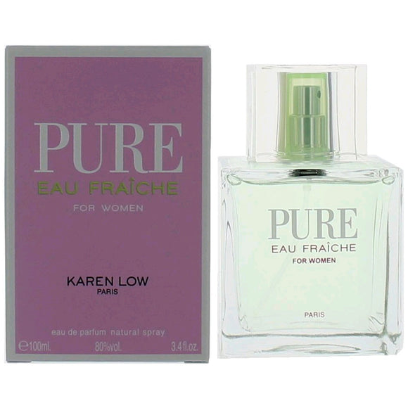 Pure Eau Fraiche by Karen Low for women - PALETTE Fragrances & Cosmetics