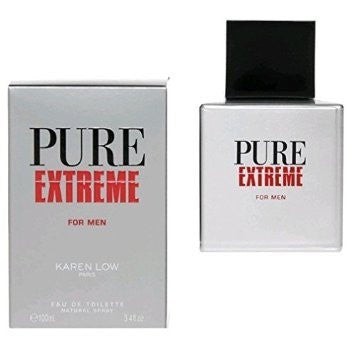Pure Extreme by Karen Low for men - PALETTE Fragrances & Cosmetics