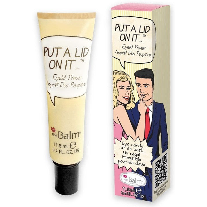the Balm Cosmetics Put A Lid On It Eyelid Primer - PALETTE Fragrances & Cosmetics