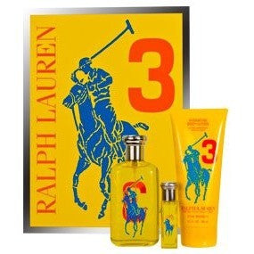 Big Pony 3 by Ralph Lauren for women - PALETTE Fragrances & Cosmetics