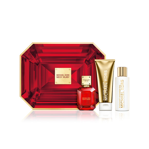 Sexy Ruby by Michael Kors for women - PALETTE Fragrances & Cosmetics