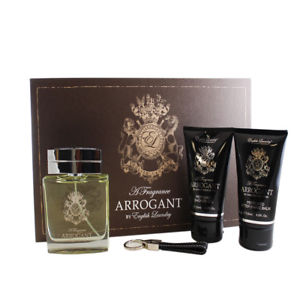 Arrogant by English Laundry for men - PALETTE Fragrances & Cosmetics