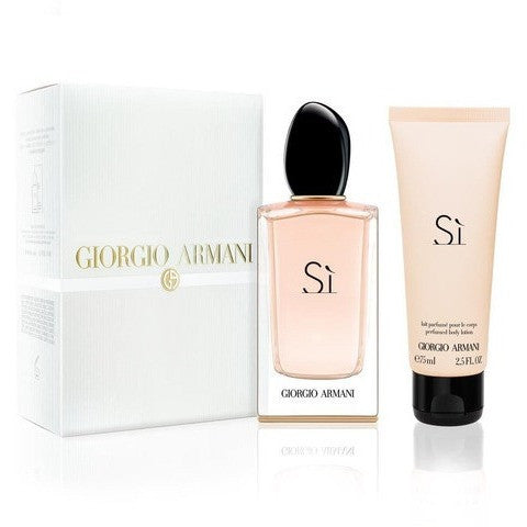 Si by Giorgio Armani for women - PALETTE Fragrances & Cosmetics