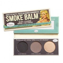 the Balm Cosmetics Smoke Balm Smokey Eye Palette #1 - PALETTE Fragrances & Cosmetics