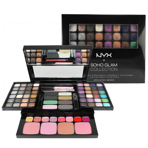 NYX Soho Glam Collection Palette