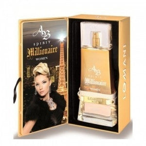 Ab Spirit Millionaire by Lomani for women - PALETTE Fragrances & Cosmetics