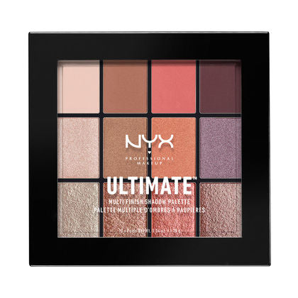 NYX Ultimate Multi-Finish Shadow Palette - PALETTE Fragrances & Cosmetics