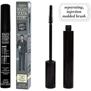 theBalm Cosmetics What's Your Type? Tall, Dark & Handsome Mascara - PALETTE Fragrances & Cosmetics