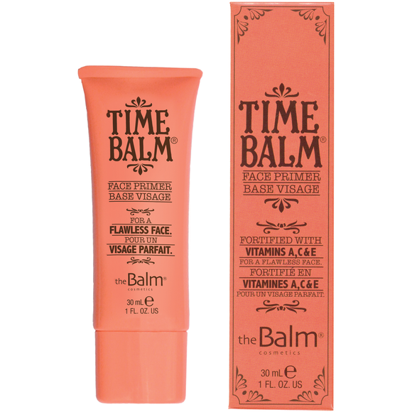 theBalm Cosmetics Time Balm  Face Primer - PALETTE Fragrances & Cosmetics