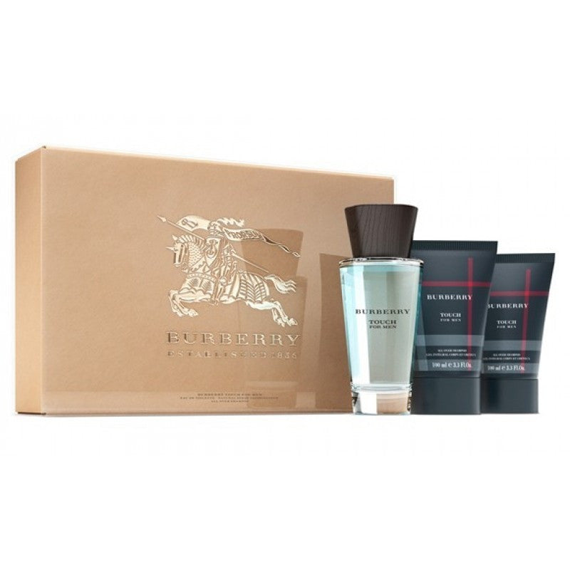 Touch by Burberry for men - PALETTE Fragrances & Cosmetics
