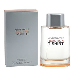 Reaction T-Shirt by Kenneth Cole for men - PALETTE Fragrances & Cosmetics