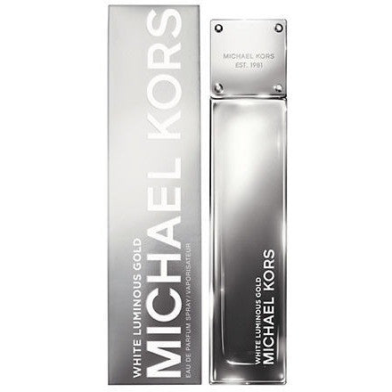 White Luminous Gold by Michael Kors for women - PALETTE Fragrances & Cosmetics