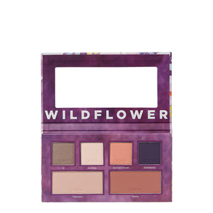 Sigma Wildflower Eye & Cheek Palette - PALETTE Fragrances & Cosmetics