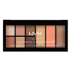 NYX The Go To Palette - PALETTE Fragrances & Cosmetics