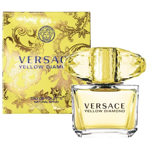Yellow Diamond by Versace for women - PALETTE Fragrances & Cosmetics