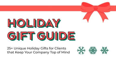 unique holiday gifts for clients