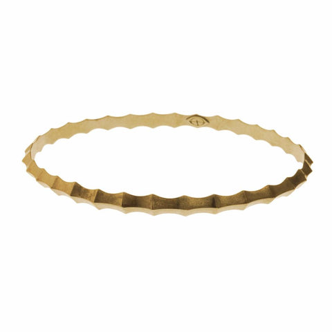 Ibex Bangle Bracelet in 18k gold