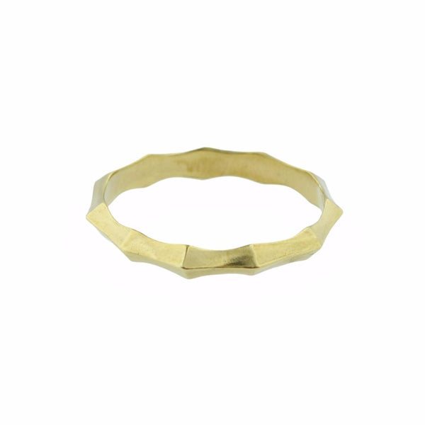 Ibex Ring in 14k Gold