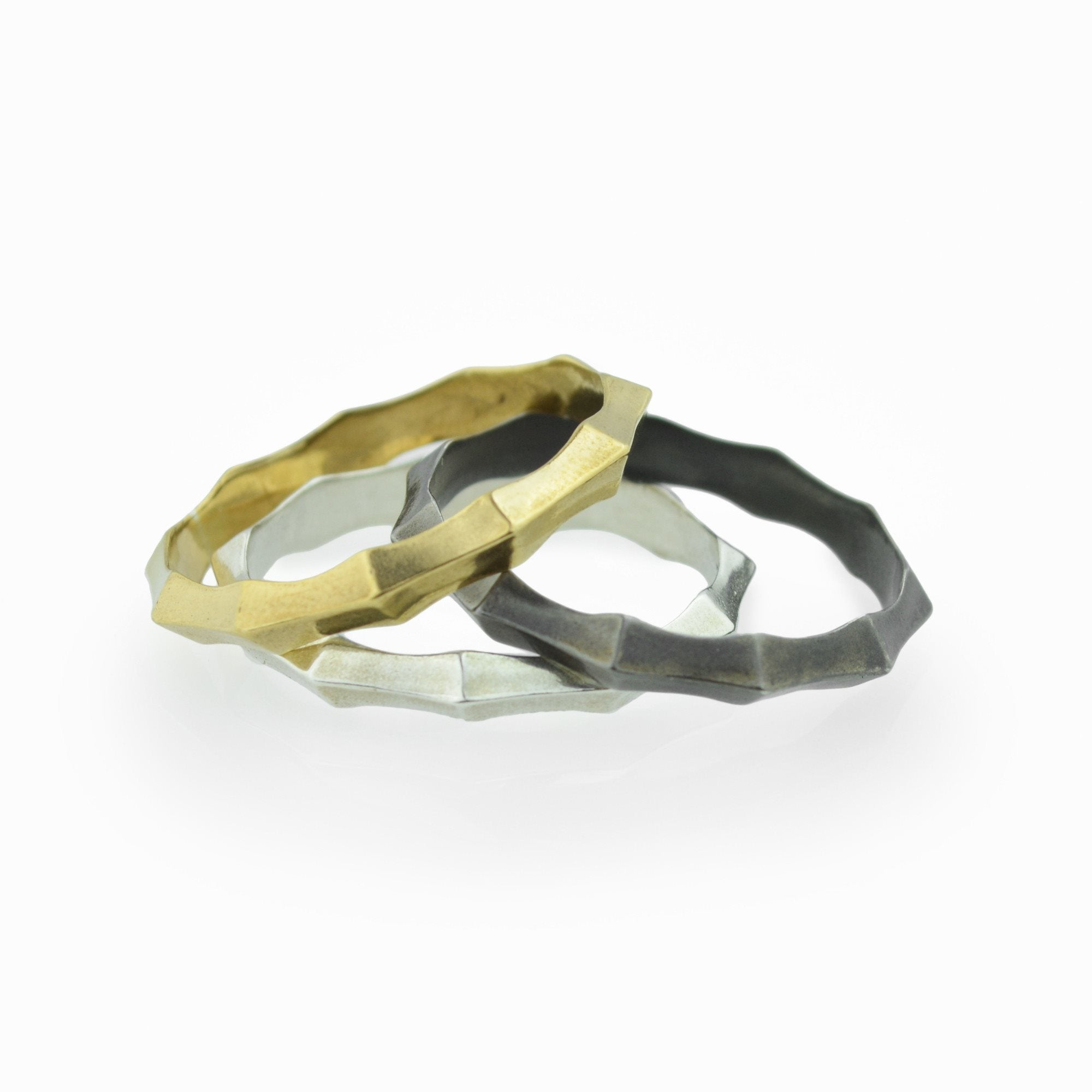 Ibex Stacking Rings